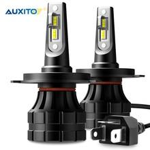 AUXITO 2PCS H4 LED H7 H11 H8 9005 9006 H9 HB3 9012 LED Headlight Bulb Car Light 10000LM 6000K For Chevrolet Cruze Aveo Captiva