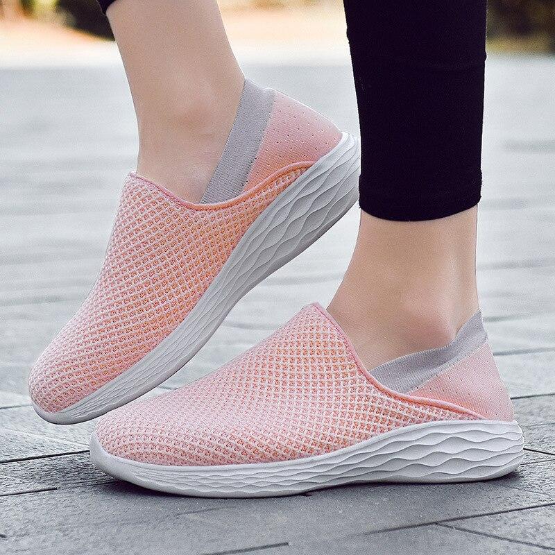 Sapatos de Lazer o Novo 2022 Edição Maré Movimento Respirável Amantes Sapatos Caminhada As03 Han