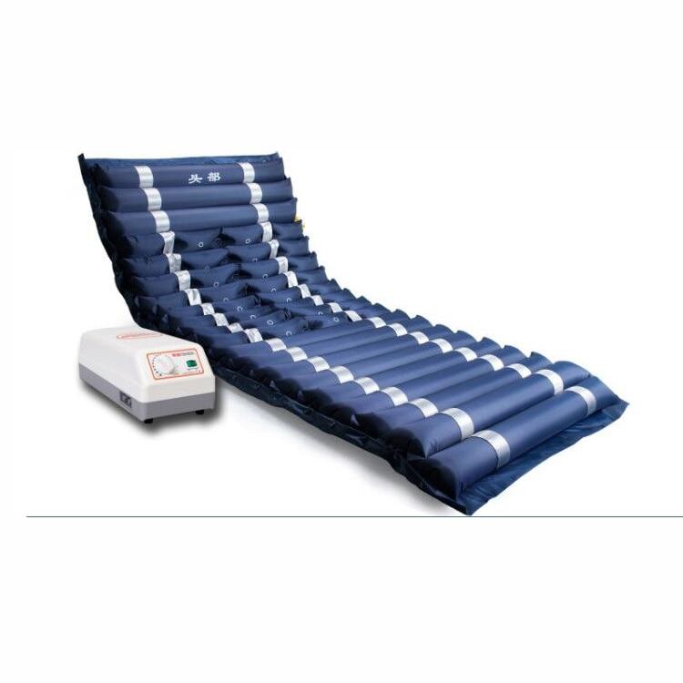 الوقاية الطبية الفراش الغاز فراش شخص واحد تسليم لوحة التضخم السرير طريح الفراش المسنين المرضى المصابين بالشلل