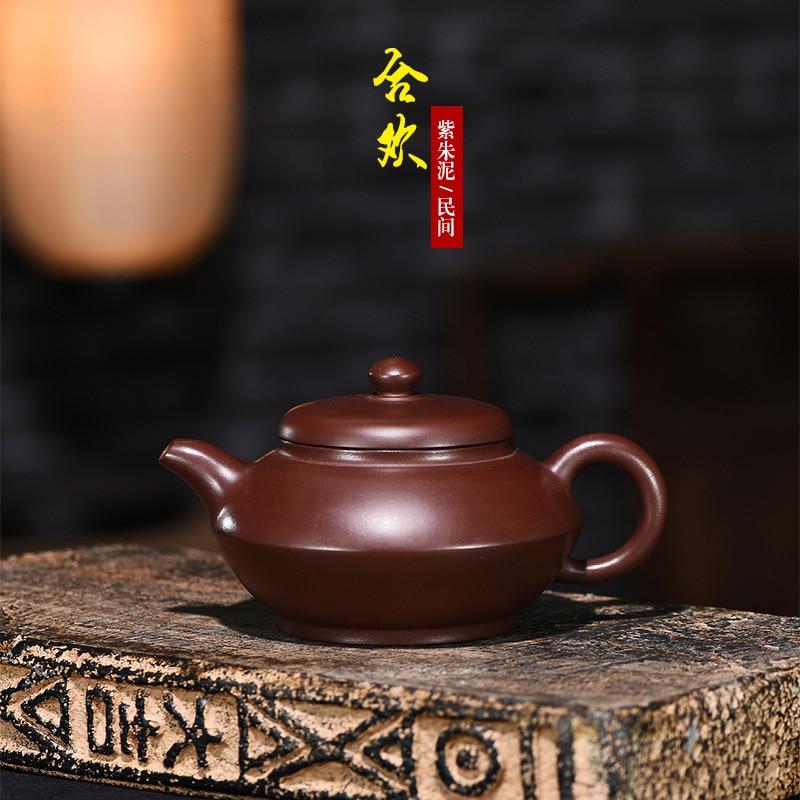 Yixing خام الفخار الطين الأرجواني اليدوية من قبل الخبراء الشهير