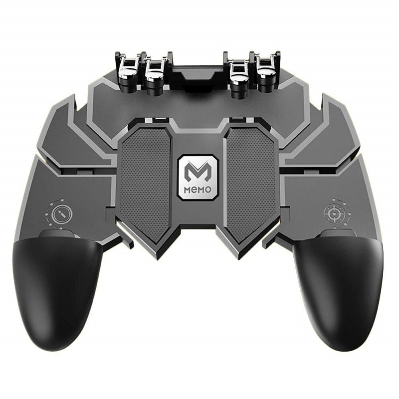 Pubg Game Gamepad AK66 For Mobile Phone Shooter Trigger Fire Button Controller Joystick Metal