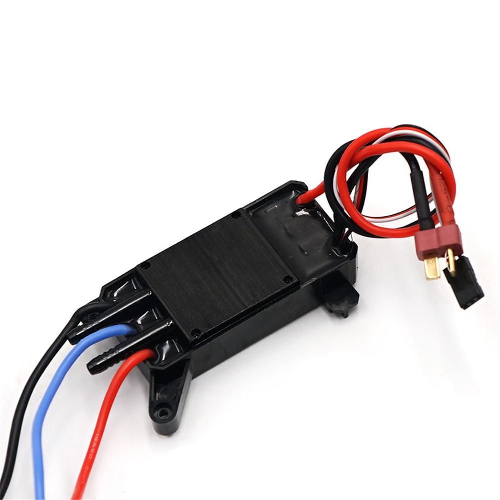 Control remoto Barco de carreras a 14.8A a sin escobillas ESC para Feilun FT011 nave repuestos juguetes de Control remoto partes