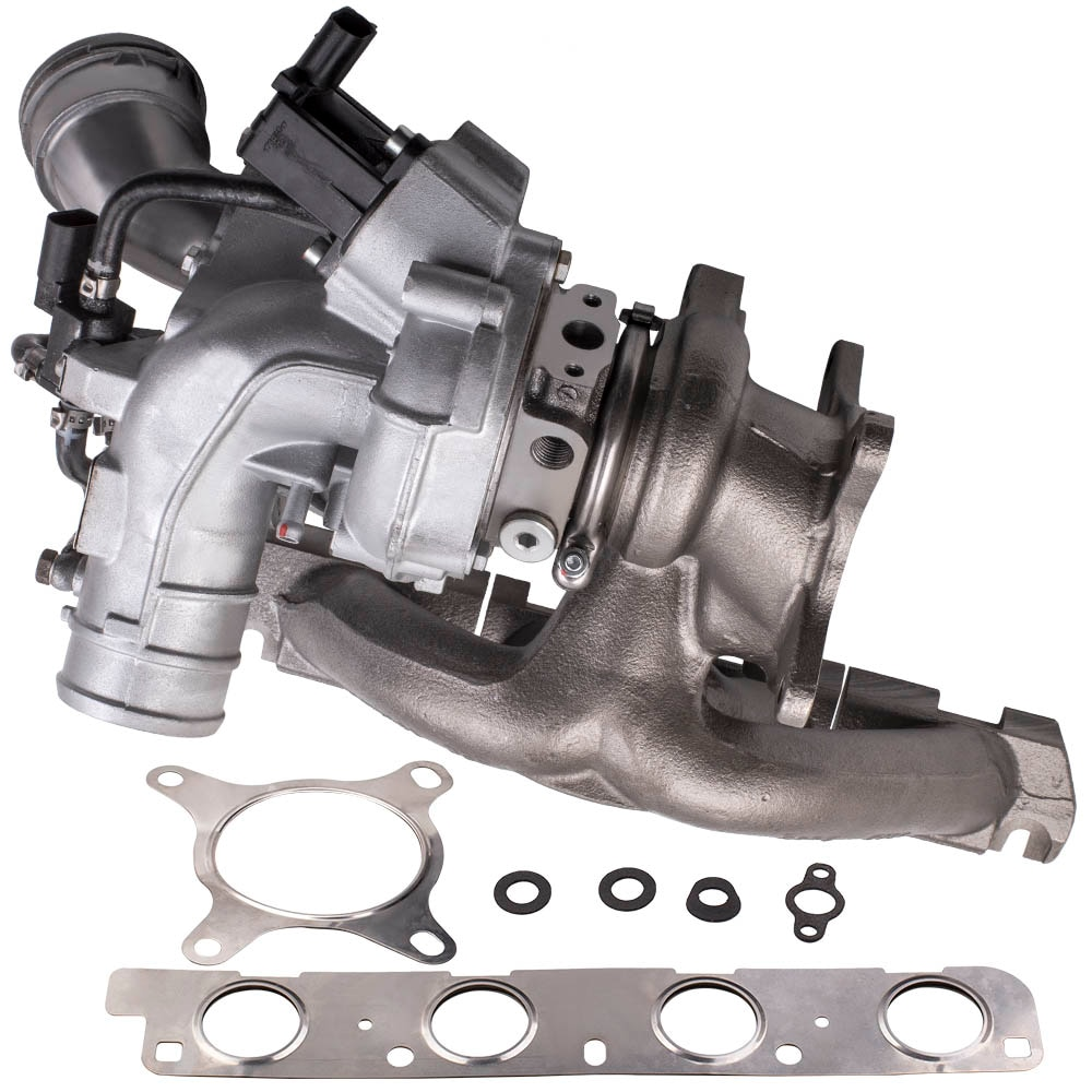 Para Volkswagen Magotan 1.8 TFSI turbocharger k03-0159 com colector 53039880159