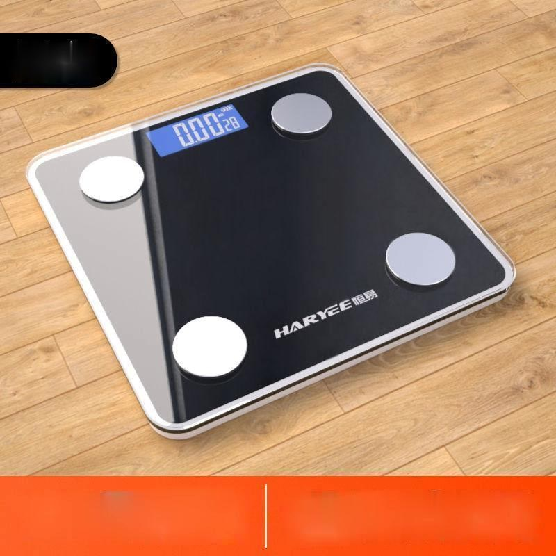Body Fat Scale Electronic Smart Small Body Analyzer Weighing Scale Bathroom Glass Bilancia Pesapersone Home Products DI50TZC enlarge