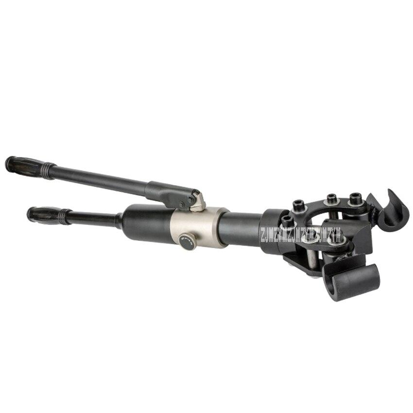 Dobladora Manual de barras de acero hidráulico tipo 18 dobladora portátil dobladora de acero Integral 14-18/10-18/10-14mm