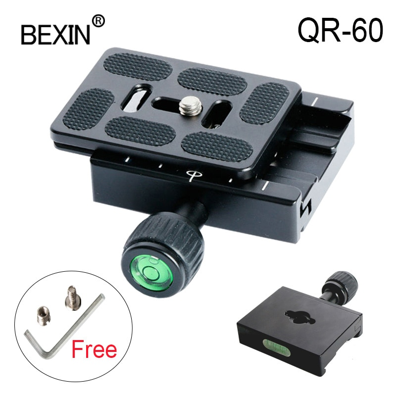 BEXIN camera clamp tripod clamp quick release clamp ball head RRS compatible adapter mount holder bracket for Arca dslr camera bexin camera clamp tripod clamp quick release clamp ball head rrs compatible adapter mount holder bracket for arca dslr camera