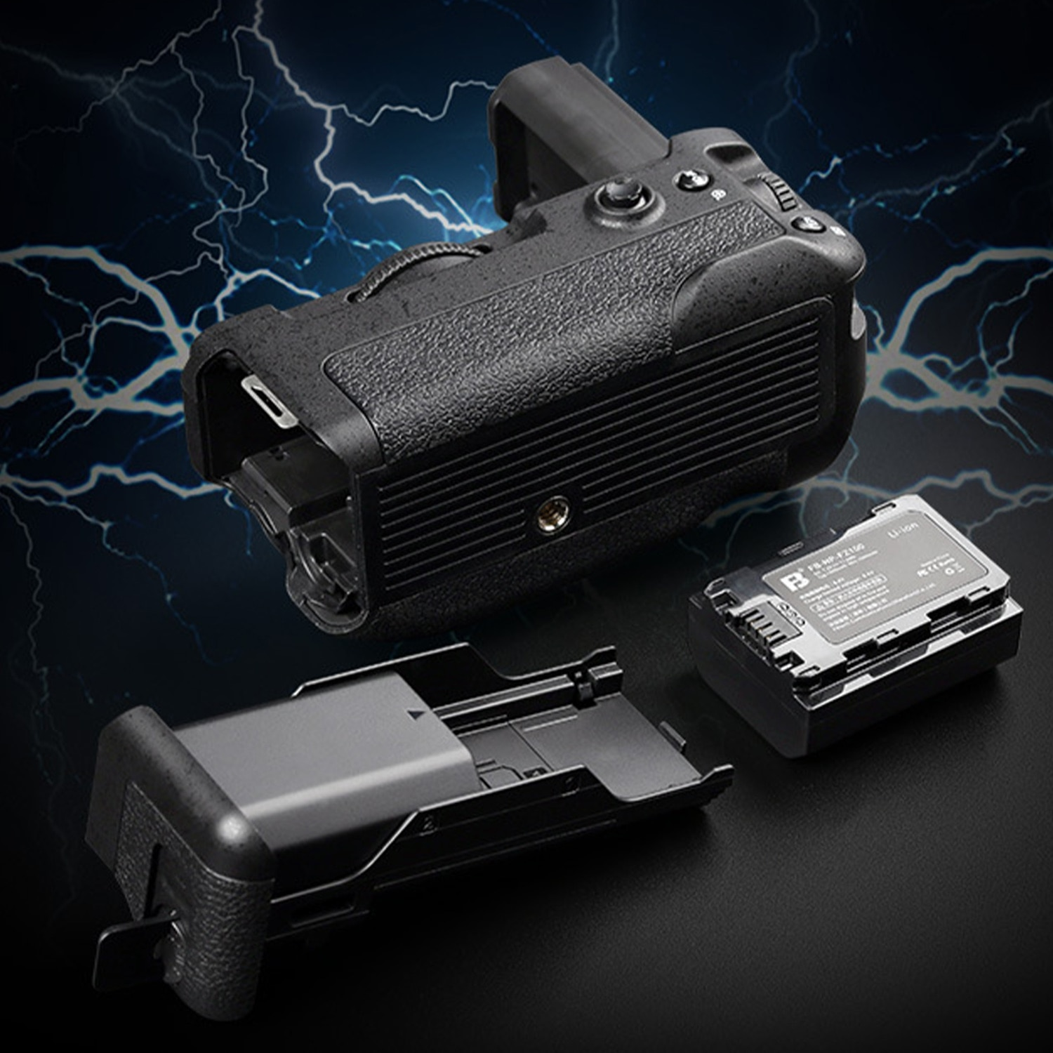 VG-C3EM handle battery pack battery grip for Sony A9 A7RM3 A7M3 A7M4 SLR mirrorless camera handle enlarge