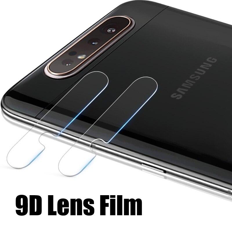 Camera Lens film For Samsung Galaxy A90 A80 A70 A60 A50 Protective Glass Screen Protector Samsung A3
