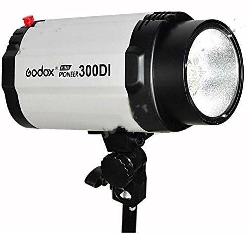 Godox 300Ws, iluminación fotográfica, Mini Flash de estudio 300DI 300Ws para accesorios de estudio fotográfico (300WS, estudio fotográfico pequeño) CD50