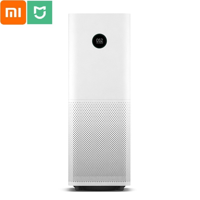 Xiaomi-purificador de aire mijia pro, Original, inteligente, con pantalla OLED, CADR 500m, 3/h, 60 m3, inalámbrico, Control por APP, electrodomésticos para el hogar