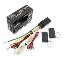 12V car alarm system engine anti-theft/anti-robbing 2.4G car engine lock immobilizer