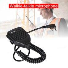 Baofeng Radio haut-parleur micro Microphone Radio bidirectionnelle talkie-walkie UV-5R BF888S DJA88
