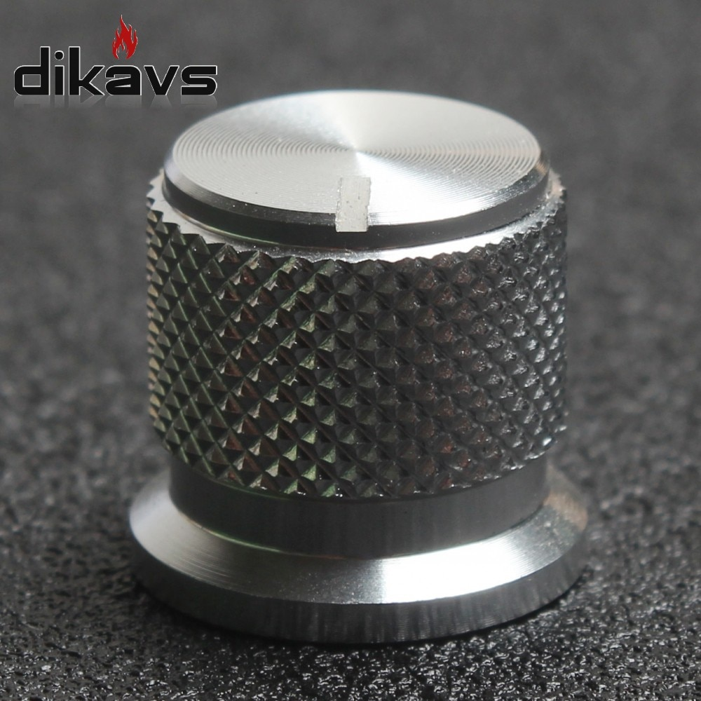Прочная металлическая ручка, Алюминиевый Регулятор громкости