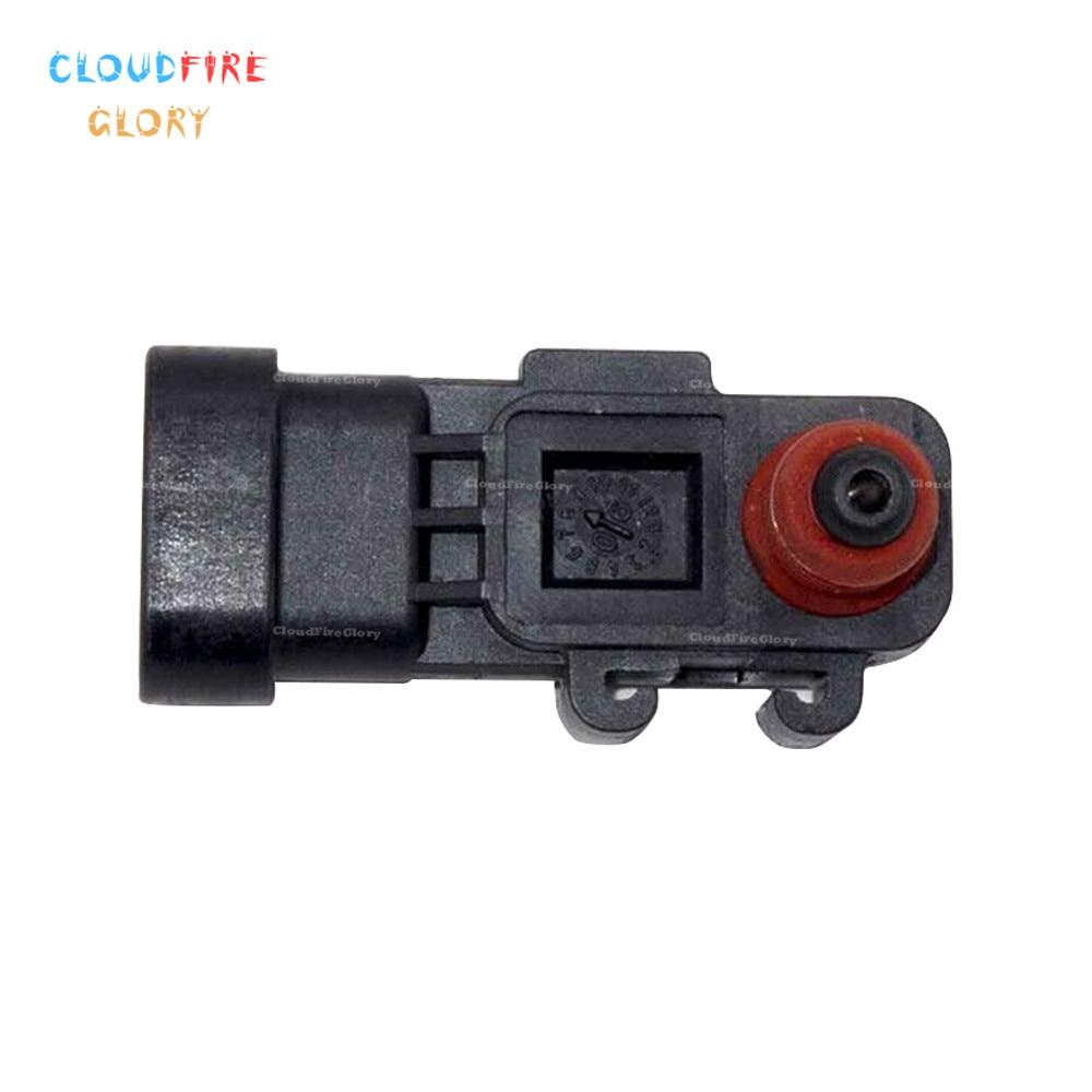 CloudFireGlory Fuel Pump Tank Vapor Vent Pressure Sensor For Buick Century 1997-2005 For Chevrolet Camaro 1998-2002 16238399