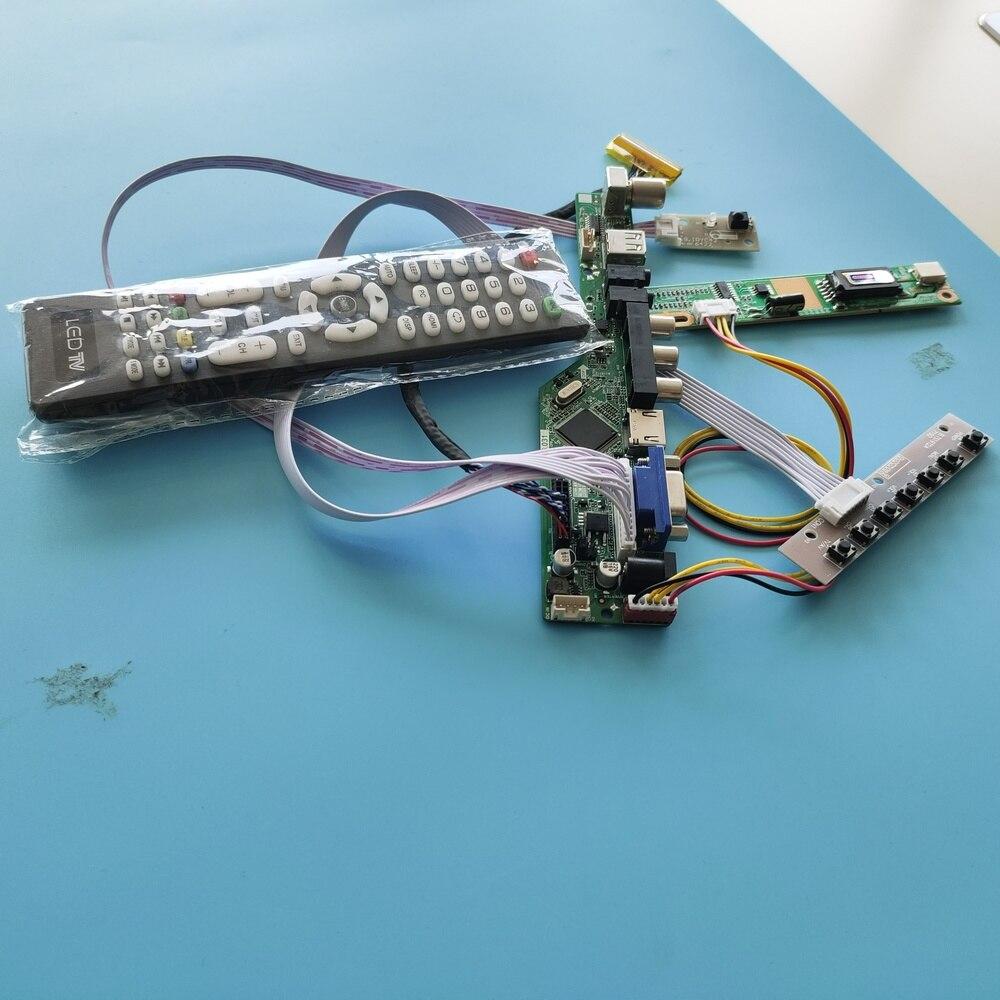 ل LP154WX5-TLA2 وحدة تحكم التلفزيون مجلس 1 مصابيح 15.4