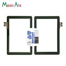 "10.1"" For Acer iconia tab A510 A511 A700 A701 69.10I20.T02 V1 Touch Screen Digitizer Sensor Front Outer Glass Lens Panel + Tool"