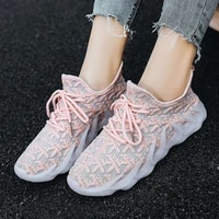2021 new fashion high quality jelly sole coconut sneaker lac up mesh non slip lightweight casual breathable sport running shoes