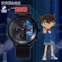 detective conan anime ecology drive watch waterproof manga role ran shinichi kid action figure cosplay gift