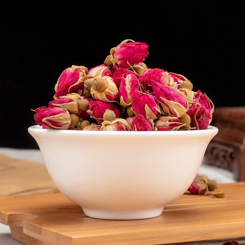 الطبيعية المجففة الوردي براعم الورد براعم الورد 500g فتاة النساء هدية الزفاف الديكور