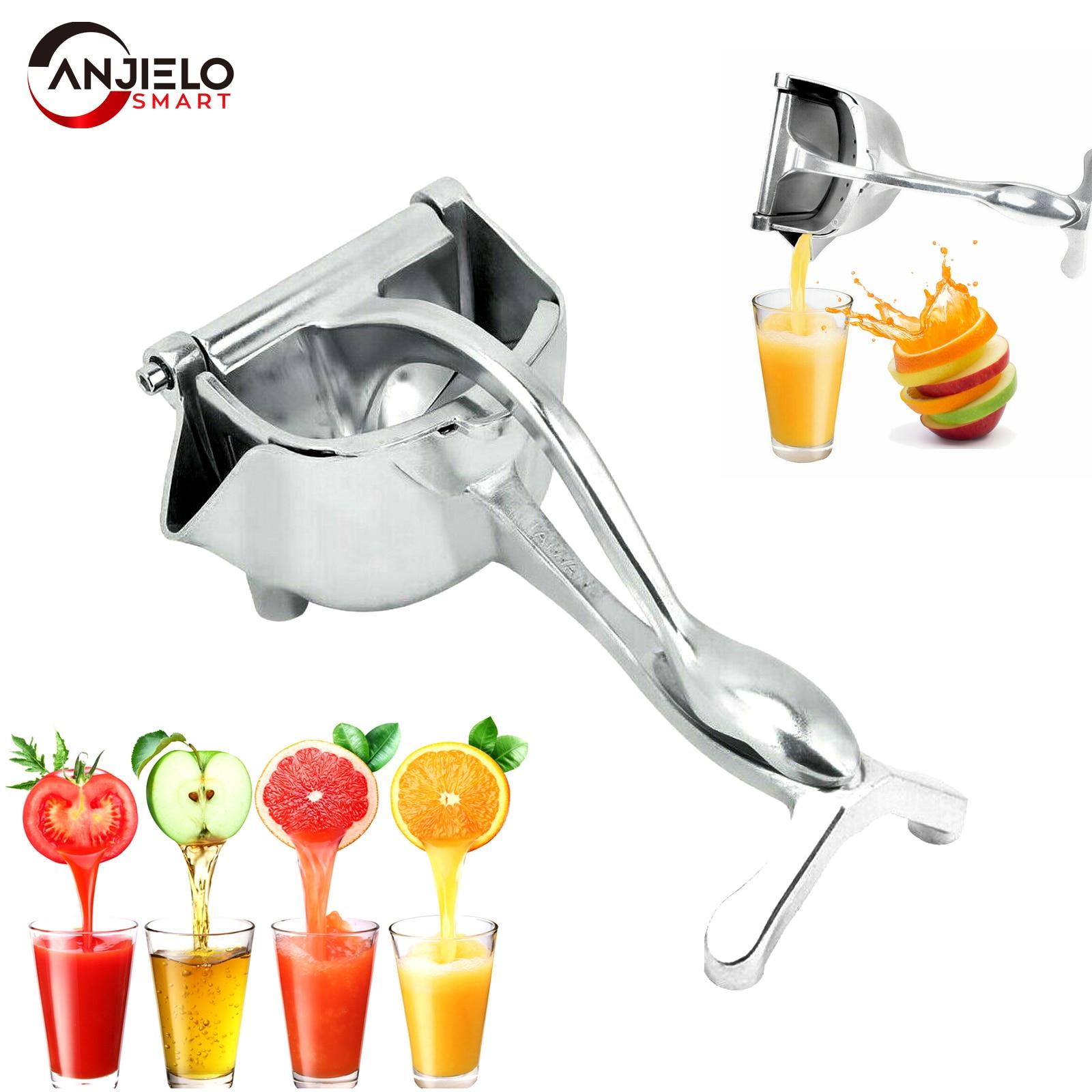 Multifunction Manual Juicer Handheld Lemon Citrus Portable Squeezer Juice Maker Machine Detachable Kitchen Kid