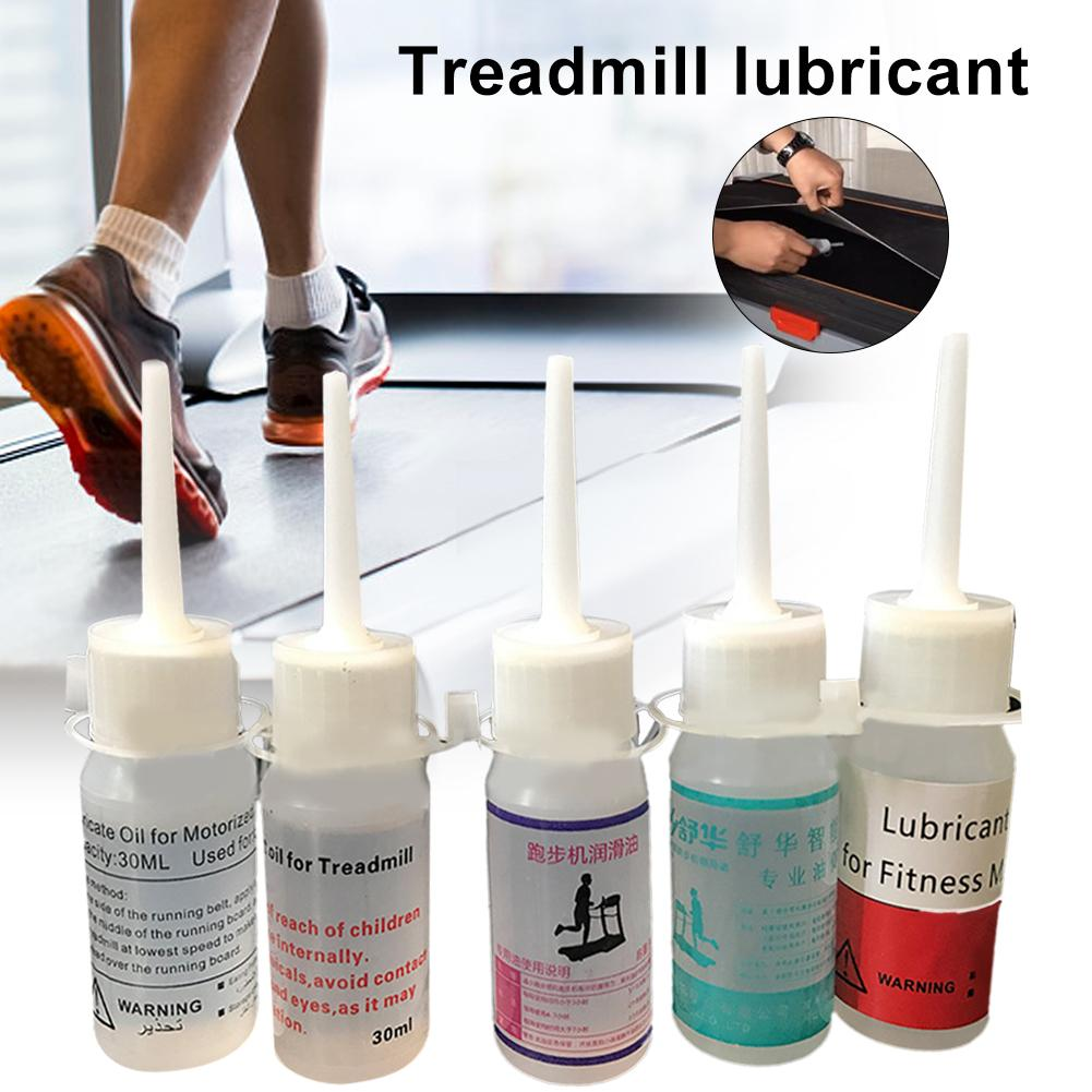Universal Treadmill Belt Lubricant 30ml Silicone Treadmill Belt Lube Household Treadmill Accessories Running Belt Supplies