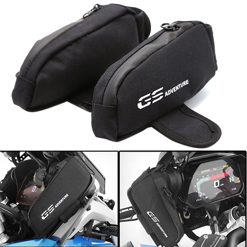 1PCS Front Motorcycle Repair Tool Package Frame Bag Waterproof Bag Toolbox for BMW R1200GS/R1250GS LC ADV Waterproof cloth