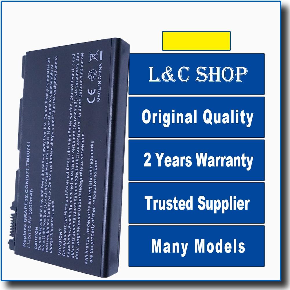 Acer-Paquete de batería Extensa serie 5630, 5630G, serie 7220, serie 7620, serie...