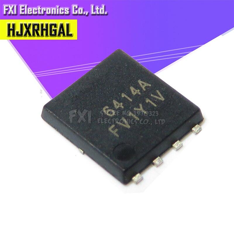 10 Uds AON6414AL AON6414 QFN SMD MOS FET transistor nuevo original