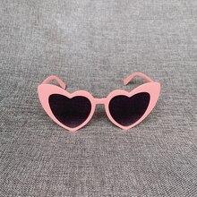 High Quality Heart Style Sunglasses Women Brand Designer Love Lolita Cat Eye Sun Glasses Party Eyewear Eye Glasses Shades UV400
