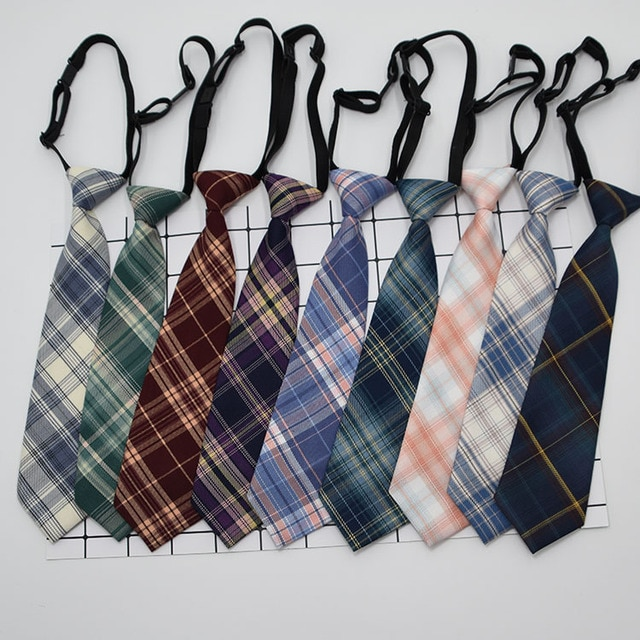 Brand New Japanese Girl Jk Uniform Bow Tie Lovely Korean School Uniform Accessories Bow Tie Design Knot Cravat Ladies Necktie
