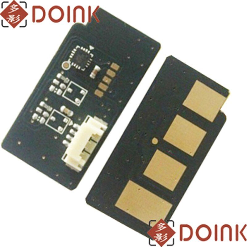 4pcs CLT-809S para Samsung CLT809S CLX-9201 CLX-9251 CLX-9301 CHIP CLT 809 CLT-809 CLT 809S CLT-K809S CLT-C809S CLT-M809S