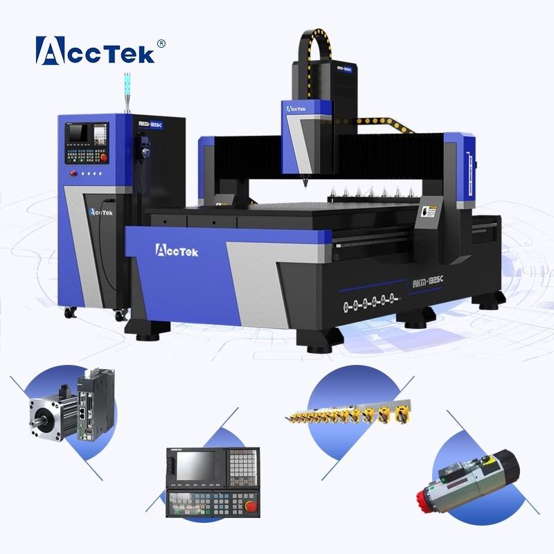 220v automatic cnc programming winding machine 1325 CNC Wood Engraver Machine ATC CNC Router Engraver Machine For Woodworking Automatic 3D CNC Cutting Engraving Machinery