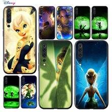 Disney в мультяшном стиле, в стиле «Питер Пэн», «Динь Динь» для Xiaomi Mi 11 11i до 10 ти лет обратите внимание; Размеры 9 и 10T 9 SE 8 Lite рro ультра 5G чехол для задней панели мобильного телефона