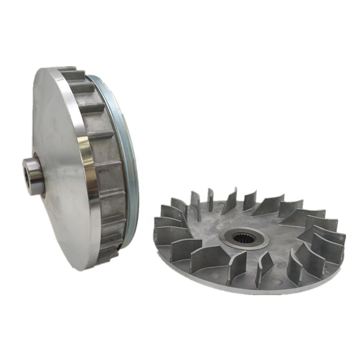primary sheave assy fit for Grizzly 660 5KM-17620-00-00 5KM-17611-00-00 enlarge