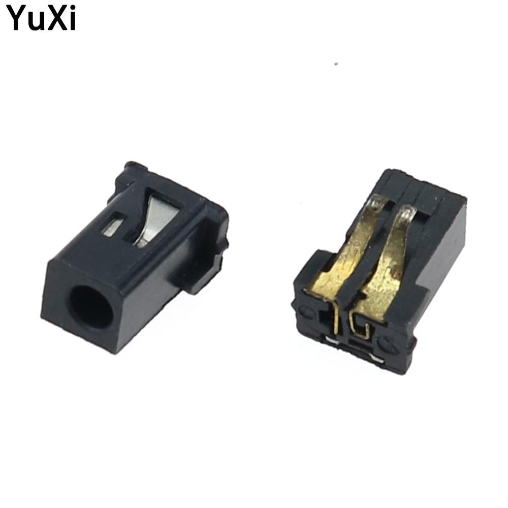 10pcs DC Jack 2.0-0.5MM 2.0x0.5mm Charging Connector Dock Port Female Power Socket For Nokia E66 E71 E63 5310 5230 etc