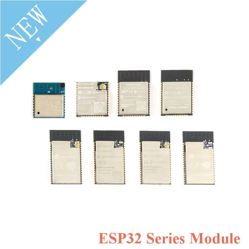 ESP ESP32 ESP-32 para ESP32-WROOM ESP32-WROVER módulo de la serie ESP32-WROOM-32D-32U-02 ESP32-WROVER-I -IB -B ESP8266 WiFi IPEX