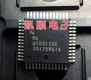 2-10pcs New UPD16311GC-AB6 UPD16311GC D16311GC QFP-52 FIP controller / driver chip