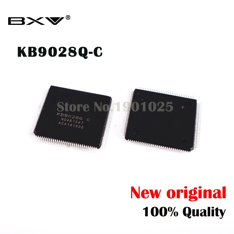 2pcs KB9028Q C KB9028QC QFP-128 9028Q C new original