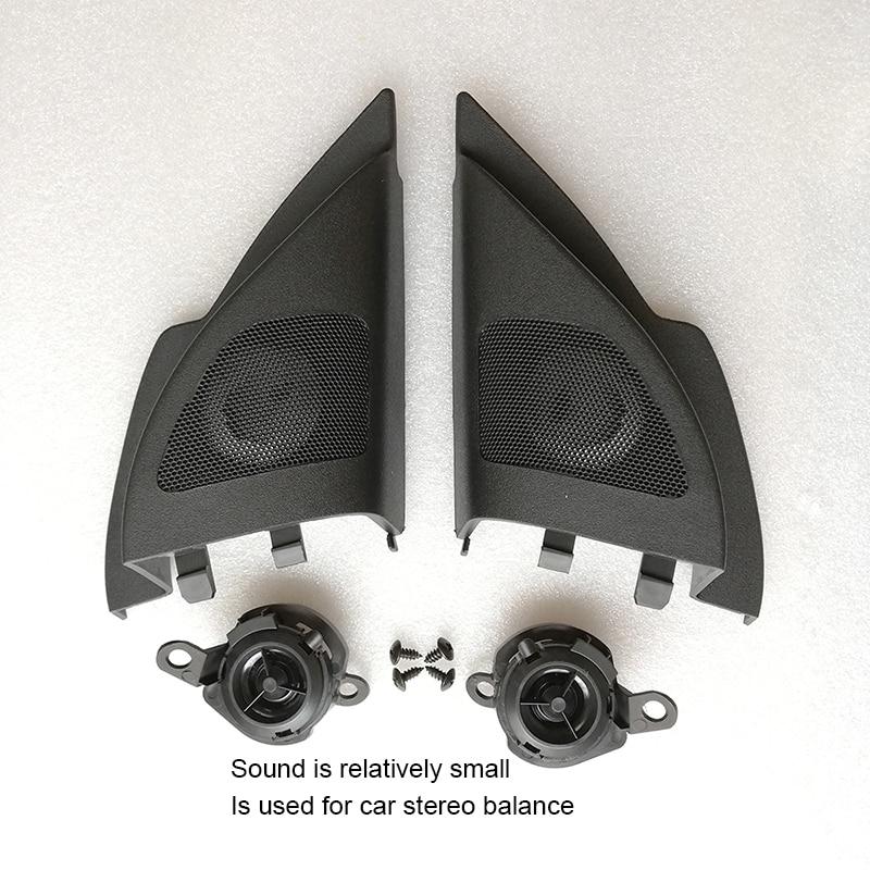 Car parts Hengfei triangular plate horn tweeter speakers for Mitsubishi Lancer EX