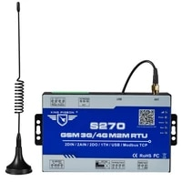 gsm gprs rtu controllers wireless remote monitoring system integrated cloud platform for led display mangement s270