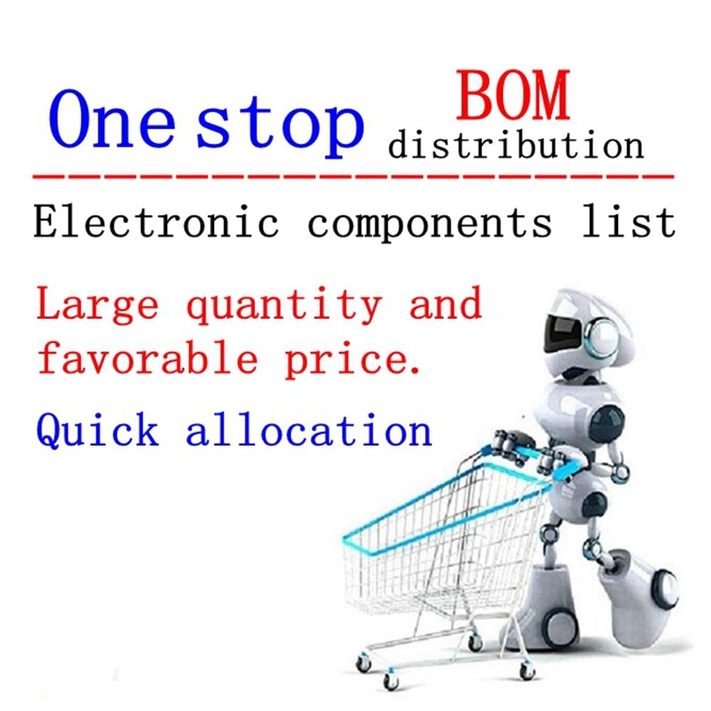 BOM, componentes electrónicos profesionales, mesa de BOM de una parada, servicio de modelo a juego