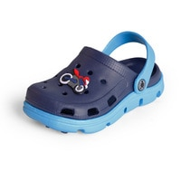 Fashion Flamingos Rain Mini Birds Shoes 2020 New Summer Children Jelly Shoe Candy Soft Princess Girl Fish Head Sandals Kids
