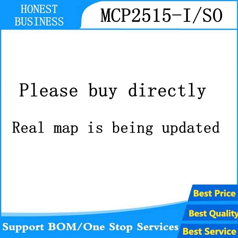 5 uds-10 uds/lote MCP2515-I en stock/SO MCP2515ISO MCP2515 SOP18 en Stock 100% nuevo Original