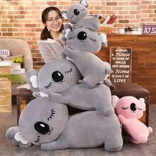 75/35CM Cartoon Soft Koala Bear Plush Toy Doll, Koala Animal Doll, Kids Toys, Holiday Gifts, Home Decoration kid Brinquedos