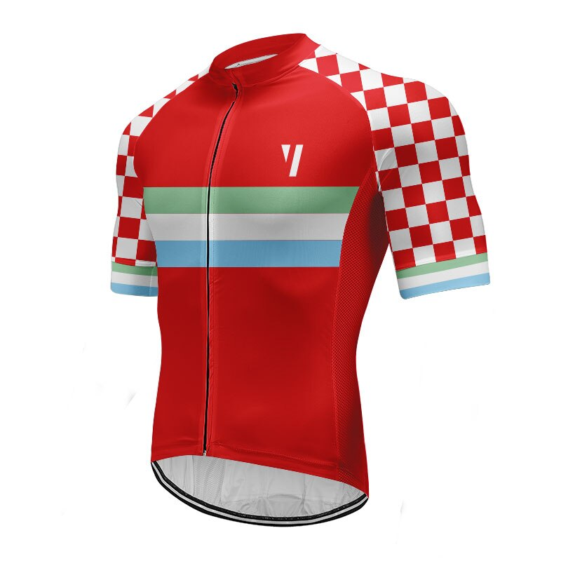 Camisetas de Ciclismo de alta calidad, Ropa para carreras de verano, Ropa de Ciclismo, camiseta de manga corta para Ciclismo de montaña, Maillot de Ciclismo