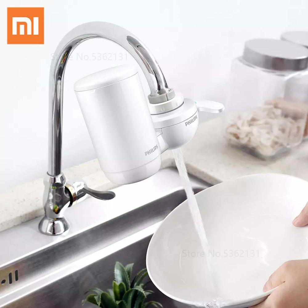 شاومي تعقيم الحنفية تنقية المياه CM-999 للمطبخ صنبور قابل للغسل Percolator تصفية المياه الصغيرة Filtro استبدال تصفية