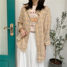 Summer Casual Sun-Proof Shirt Women's 2021 New Loose Single-Breasted Turn-down Collar Coat Student V