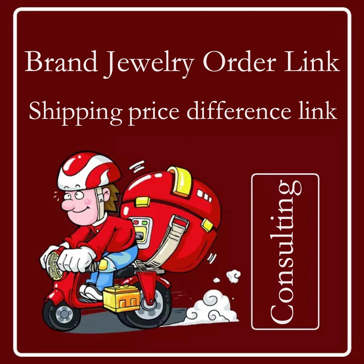 Hello, brand jewelry customization, consult and order