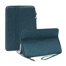 Pokrowiec na tableta uchwyt ochronny do Samsung Galaxy Tab S6/T860/iPad11/iPadpro składany statyw Sucker Bag 10.5 cala 19SEP26
