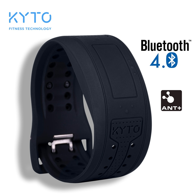 KYTO пульсометр браслет Bluetooth часы ANT + HRV браслет для велоспорта фитнес